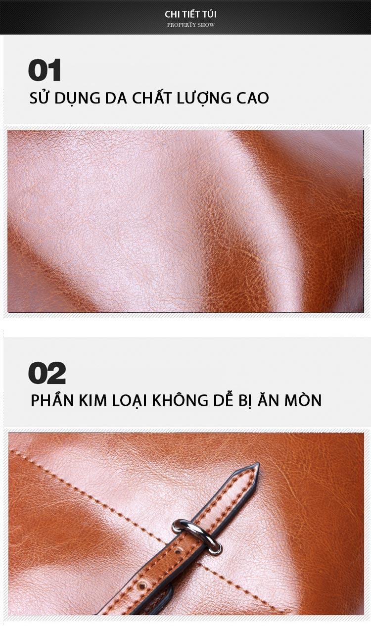 Túi xách Da thật đơn giản mà sang trọng mẫu mới 2018 VAS16836 (10)