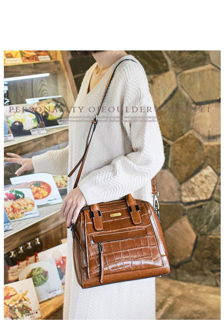Túi xách da bò phong cách Hàn Quốc trẻ trung T11178 (1)