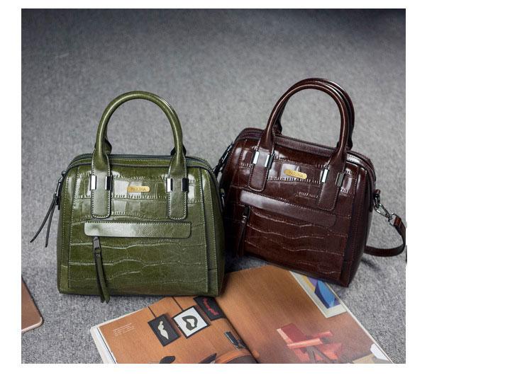 Túi xách da bò phong cách Hàn Quốc trẻ trung T11178 (20)
