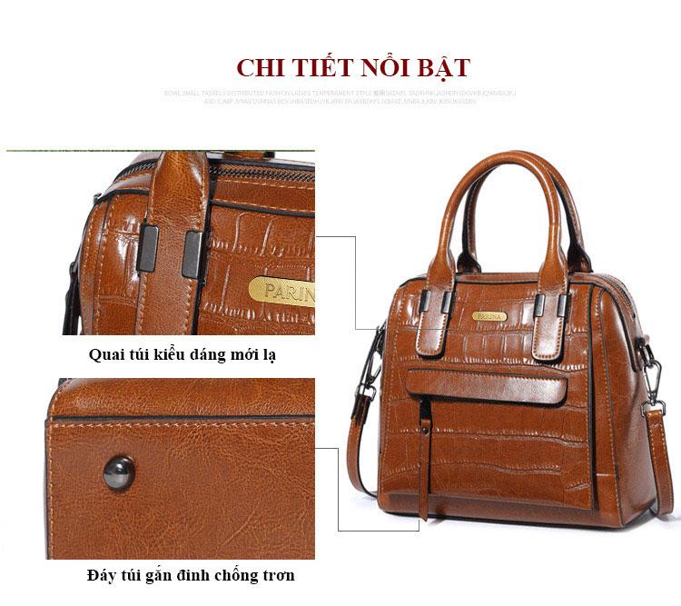 Túi xách da bò phong cách Hàn Quốc trẻ trung T11178 (24)