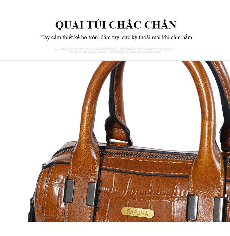 Túi xách da bò phong cách Hàn Quốc trẻ trung T11178 (6)
