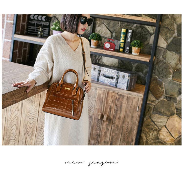 Túi xách da bò phong cách Hàn Quốc trẻ trung T11178 (10)