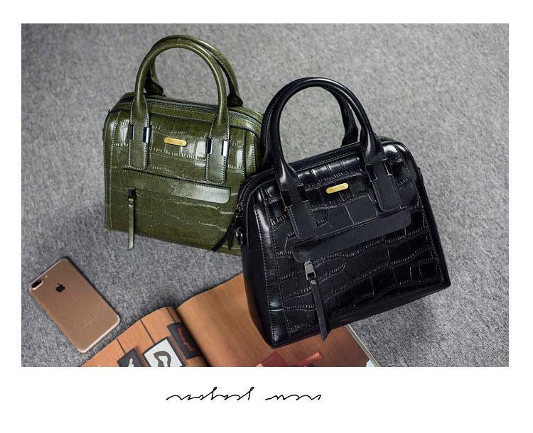Túi xách da bò phong cách Hàn Quốc trẻ trung T11178 (22)